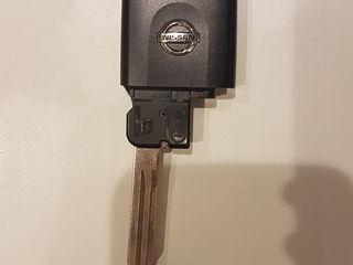 Продаю смарт ключ с чипом ID46, новый на Nissan Micra, Note, X-trail