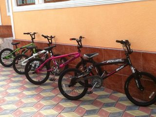 Biciclete bmx din germania  recent aduse sint in stare noua  roti la 20-18, 1 biciclete roti la 20