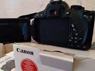 Canon D700 Kit .