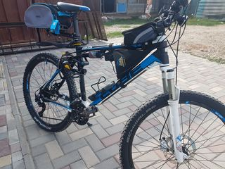 Велосипед двухподвес cube ams-pro series 26es