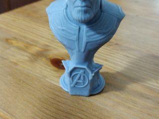 Vînd bust imprimant la 3D printer