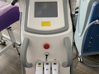 Продам аппарат лазерной эпиляциии аппарату 2 года