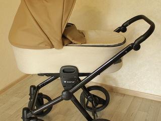 Фирменная коляска invictus v pram 2в1,торг