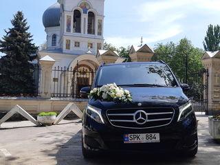 Mercedes-benz: v class 7+1 locuri La comanda