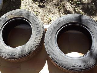 2 шины 235/70 R16 M+S 106H