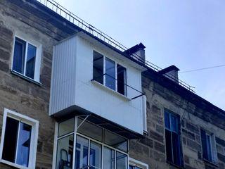 Балконы.Лоджии под ключ.