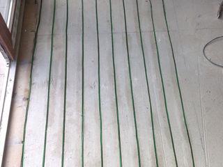 Штробление стен, стяжки под трубы отопления, канализацию, теплый пол.