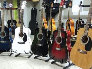 Музыкальный салон Nirvana представляет гитары фирмы Martinez  !!!