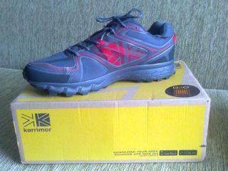 Английские кроссовки Кэрримор 45.5 размера.