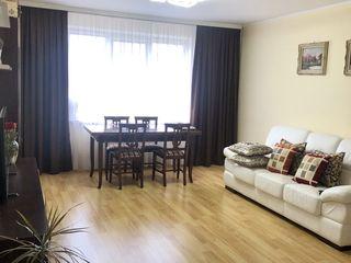 Spre vinzare apartament in centrul orasului Hincesti,80m2,mobilat.