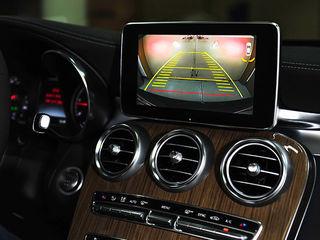 Камера заднего вида на штатный монитор Mercedes Comand. Установка доп. оборудования на любые авто!