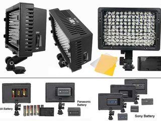 Фото-видео свет 126 LED.