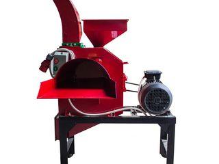 Tocator de furaje si cereale Ms 400-24, 3,7 kw,1000 kg/ora- Flexmag.md- 11600 lei Reducere limitata!