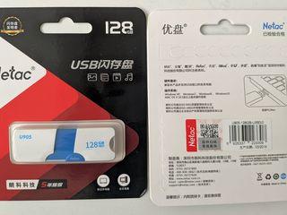 Flash Drive USB(Флешки) Netac 128G U905.