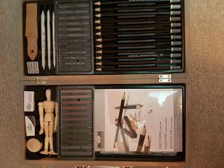 Набор Royal & Langnickel Essentials Sketch Box Set