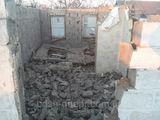 Вырубка битона + вынос строителни мусор