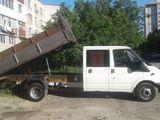 Servici Bobcat. Camioane 0,5-7 tone.Evacuarea gunoiului.