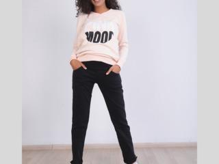 Blugi stilati pentru gravide /Стильные брюки джинсовые для беременных