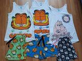 Новые пижамки, размеры s-xl, хлопок. Можно почтой