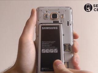 Samsung Galaxy J5  (J500)  Se descară bateria.Noi rapid îți rezolvăm problema!