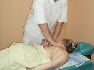 Лечебный массаж спины  от рук профессионала,мануальная терапия,вытяжение позвоночника