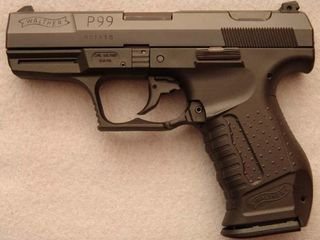 Walther P 99  patr, 9x 19
