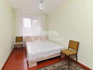 Chirie 3 camere, reparat și mobilat, Botanica 220 €
