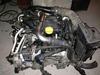 motor 1.5 dci+reparatie