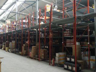 Acordarea serviciilor de păstrare a mărfurilor  și arenda suprafețelor de depozit.