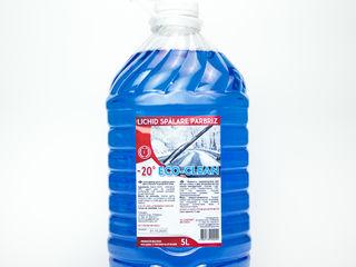Омывающая жидкость для автомобиля Eco-Clean -20C