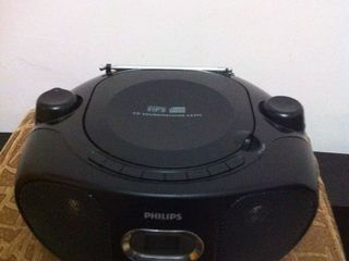 Бумбокс Philips cd,mp3,radio -550 лей