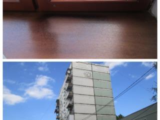 Малосемейка на Г. Кашу с ремонтом + дом в пригороде, 38 сот.=2-комн. в Кишиневе