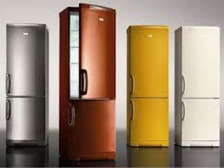 Ремонт холодильников-Reparatia frigiderelor,качество + гарантия до 1 года.