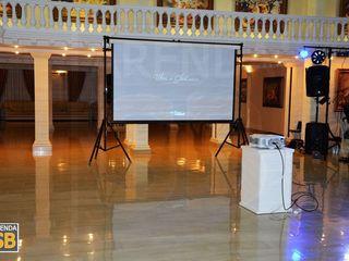 Proiectează lovestory pentru un ecran 3x2 m sau 4x3 m