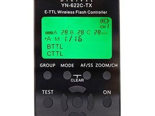 Радиосинхронизатор TTL Yongnuo YN-622C-TX для Canon