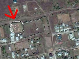 Urgent.teren pentru constructii in cimislia