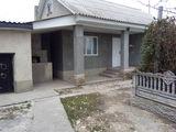 Vînd casă de locuit mobilată lîngă drum asfaltat sau schimb cu apartament în chișinău