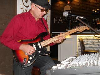 Музыкант ( гитарист, саксофонист, певец, dj ) ...