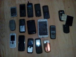 мобильные телефоны на запчасти 15 лей