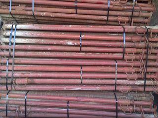Vinzare/arenda - cтойки строительные - 3.6 m si 4.5 m (popi metalici)