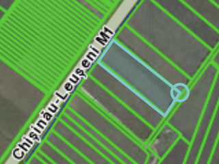 La traseul principal M1 1.55 HA