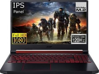 Acer Nitro Gaming 17,3 FHD/ i5H-9GEN/ GTX 1650/ UHD630/ 16RAM/ 512SSD