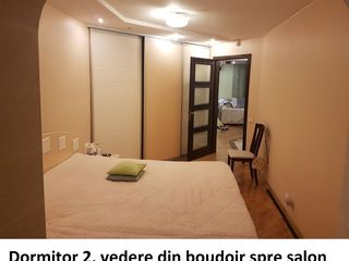 CHIRIE-Telecentru - str.Varnav28 apartament modern(112m2) 5 odai