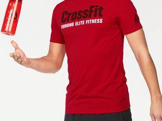 Яркие футболки для фанатов Crossfit