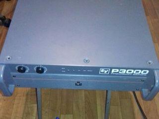 EV -P 3000 original +transformator