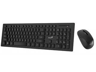 Клавиатура+мышь Genius SlimStar 8008