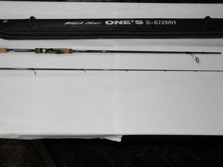 Продам спиннинг Black Hole One S 672MH 5-28гр
