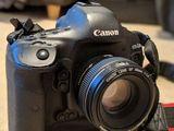 Canon 1DX MARK I + 35mm Sigma 1.4 + 50mm Canon 1.4