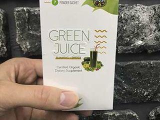 Green Juice - коктейль для похудения
