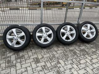 225/55 R17. Mercedes   Original